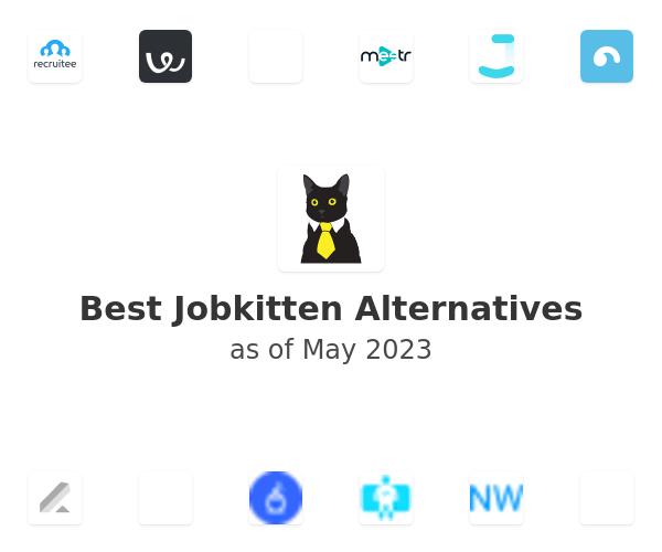 Best Jobkitten Alternatives