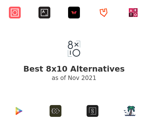 Best 8x10 Alternatives