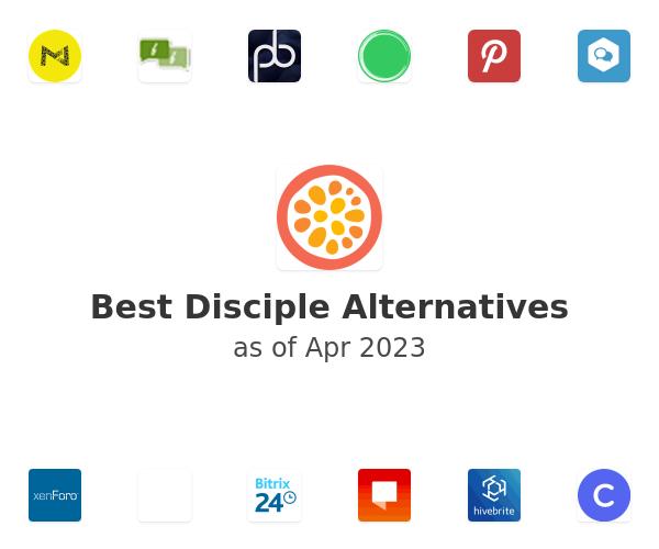 Best Disciple Alternatives