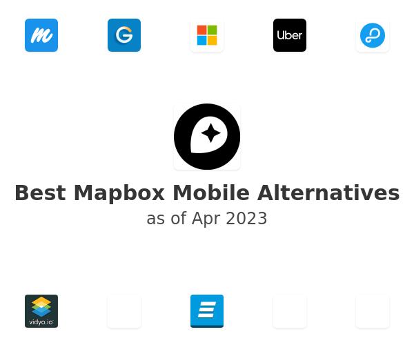 Best Mapbox Mobile Alternatives