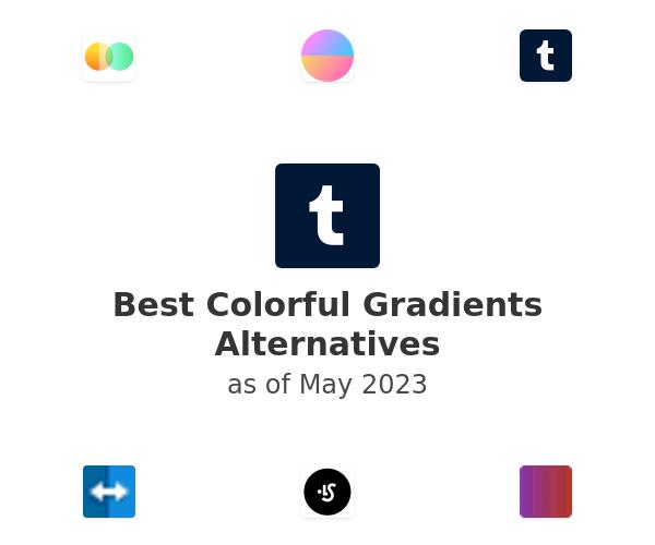 Best Colorful Gradients Alternatives