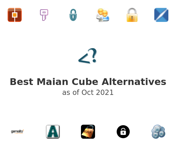 Best Maian Cube Alternatives