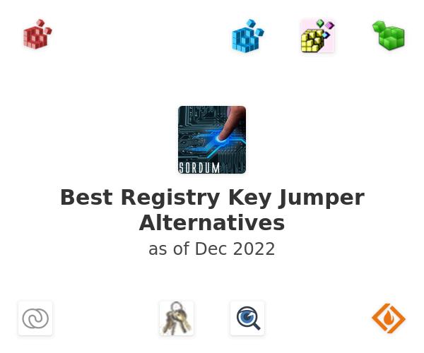 Best Registry Key Jumper Alternatives