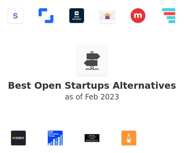 Best Open Startups Alternatives