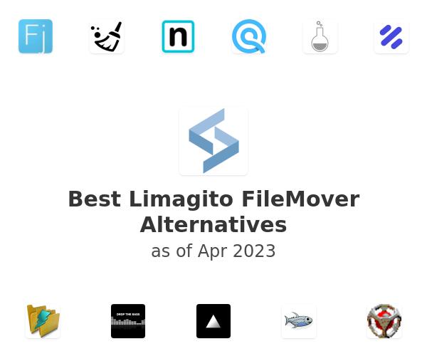 Best Limagito FileMover Alternatives