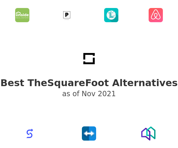 Best TheSquareFoot Alternatives
