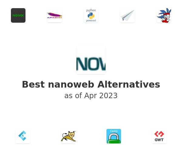 Best nanoweb Alternatives