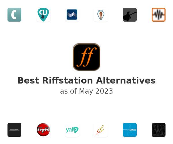 Best Riffstation Alternatives