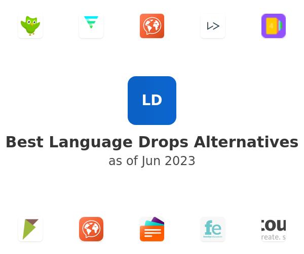 Best Language Drops Alternatives