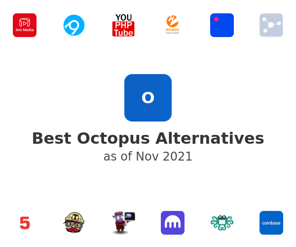 Best Octopus Alternatives