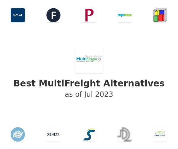 Best MultiFreight Alternatives