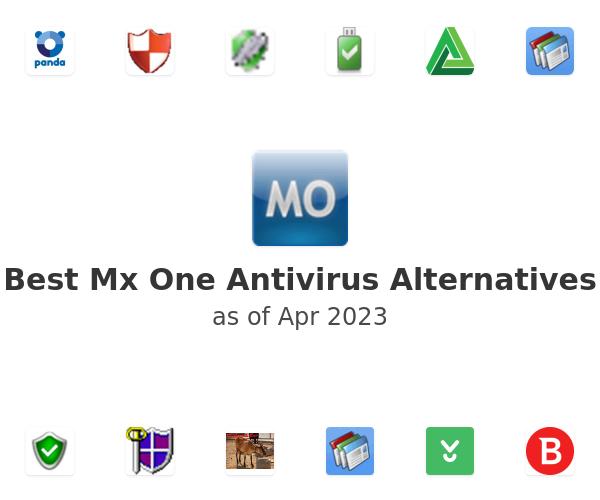 Best Mx One Antivirus Alternatives
