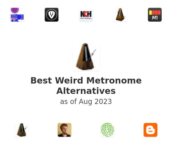 Best Weird Metronome Alternatives