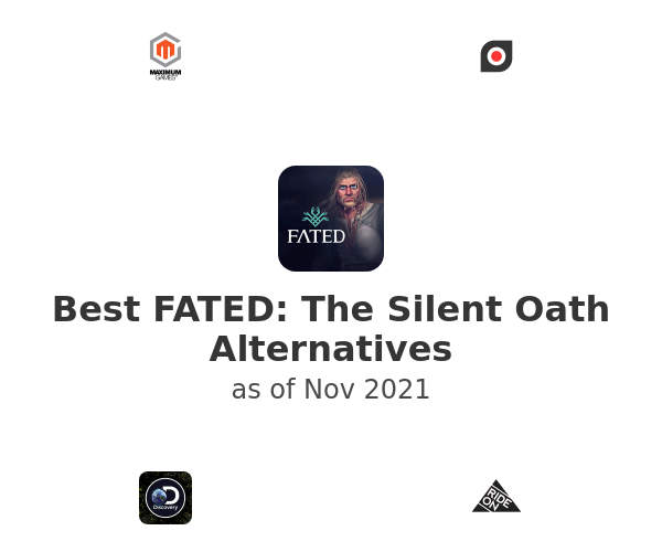 Best FATED: The Silent Oath Alternatives