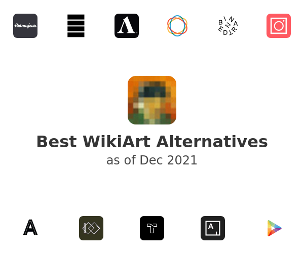 Best WikiArt Alternatives