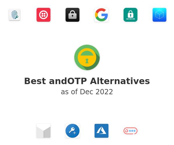 Best andOTP Alternatives
