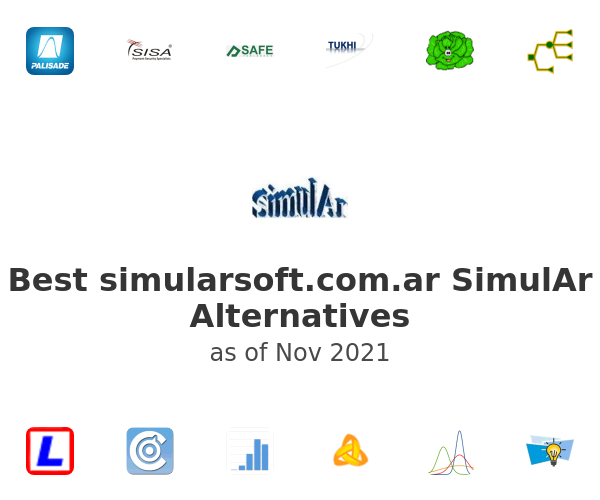 Best SimulAr Alternatives