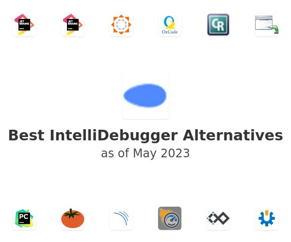 Best IntelliDebugger Alternatives