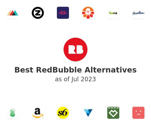 Best RedBubble Alternatives