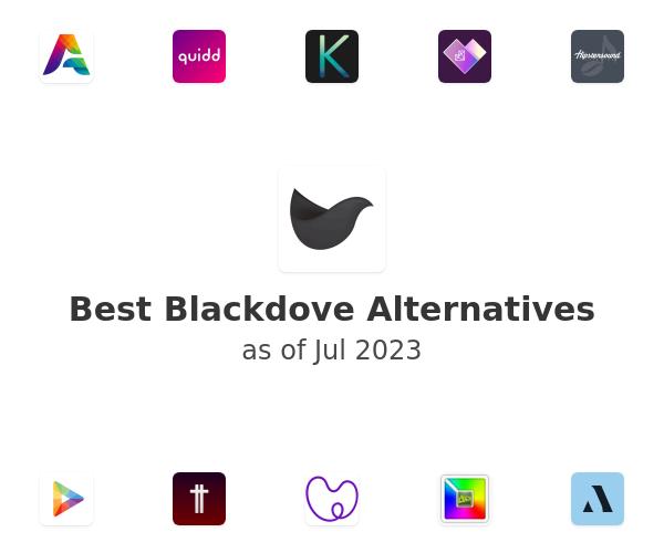 Best Blackdove Alternatives