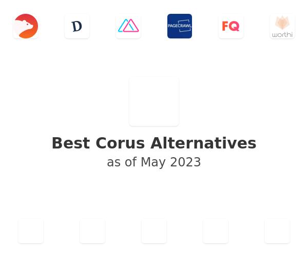 Best Corus Alternatives