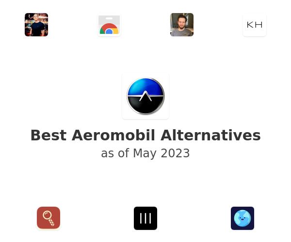 Best Aeromobil Alternatives
