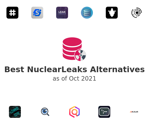 Best NuclearLeaks Alternatives