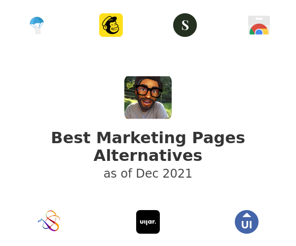 Best Marketing Pages Alternatives