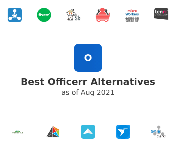Best Officerr Alternatives