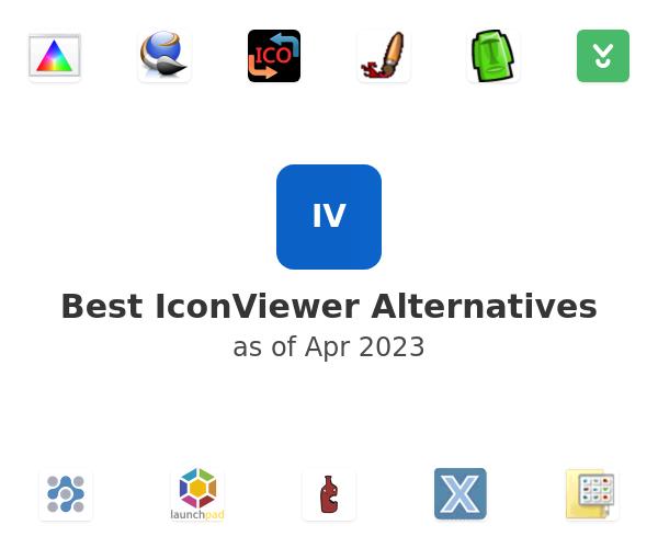 Best IconViewer Alternatives
