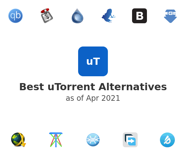Best uTorrent Alternatives