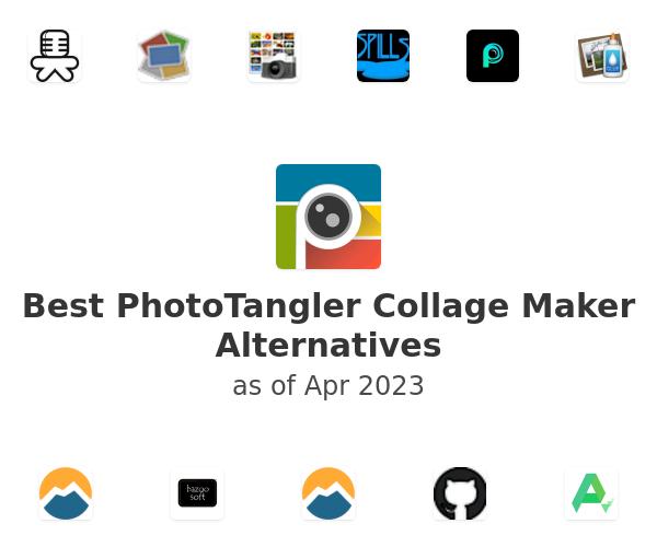 Best PhotoTangler Collage Maker Alternatives