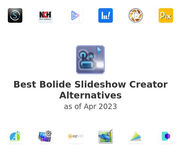 Best Bolide Slideshow Creator Alternatives