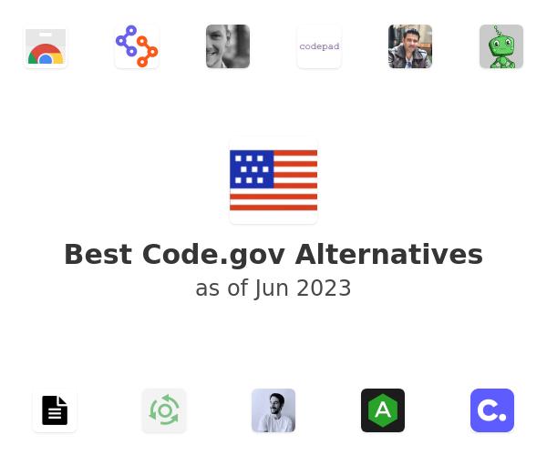 Best Code.gov Alternatives