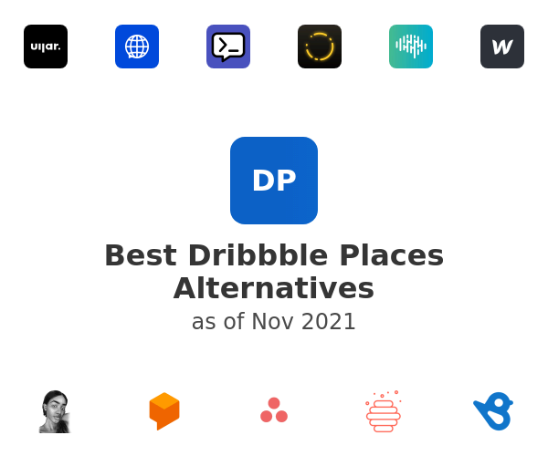 Best Dribbble Places Alternatives