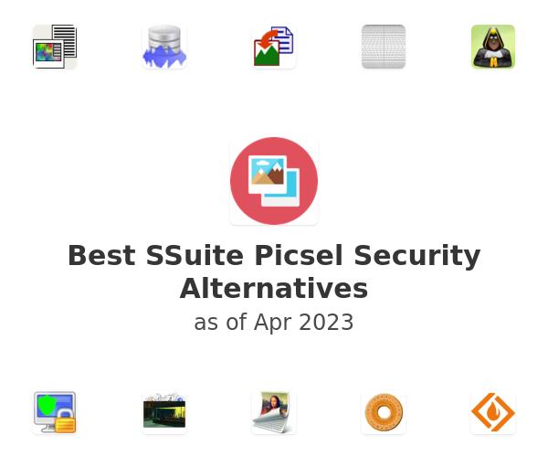 Best SSuite Picsel Security Alternatives