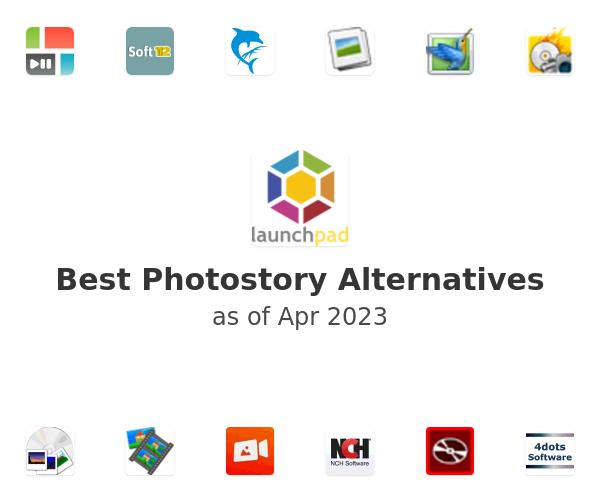 Best Photostory Alternatives