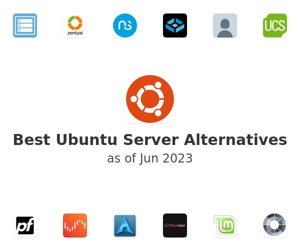 Best Ubuntu Server Alternatives