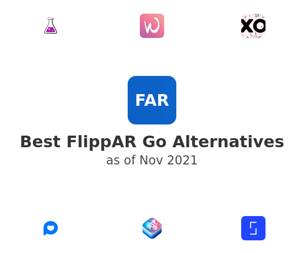 Best FlippAR Go Alternatives