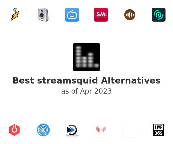 Best streamsquid Alternatives