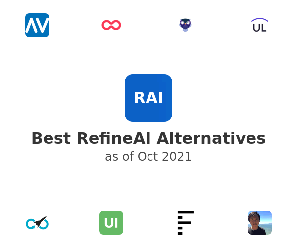 Best RefineAI Alternatives