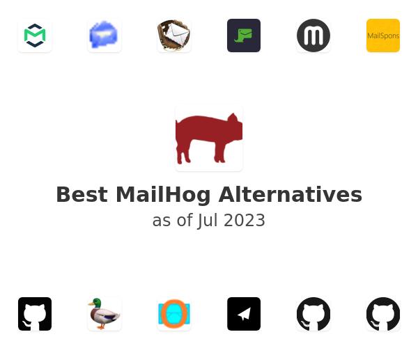 Best MailHog Alternatives