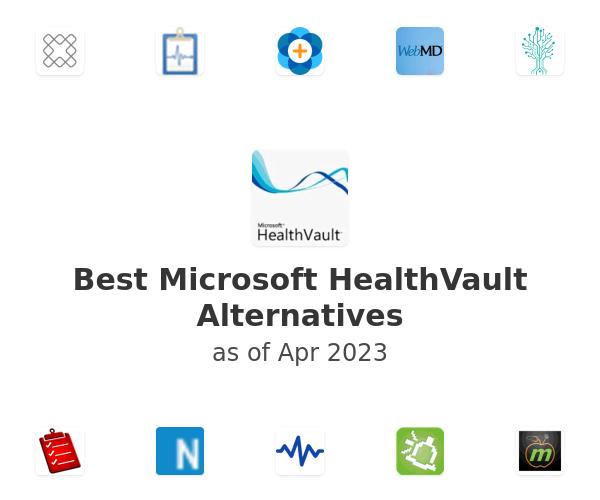 Best Microsoft HealthVault Alternatives