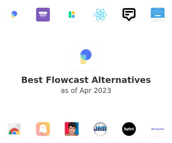 Best Flowcast Alternatives