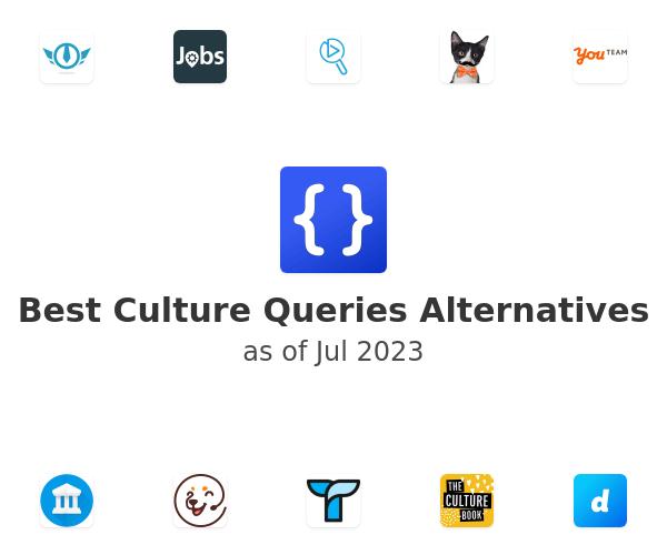 Best Culture Queries Alternatives