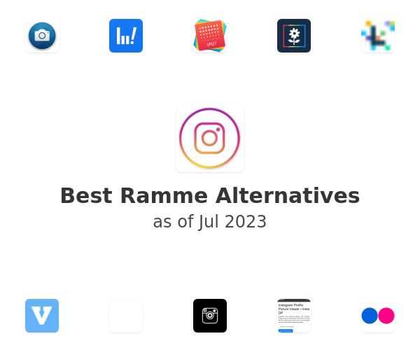 Best Ramme Alternatives