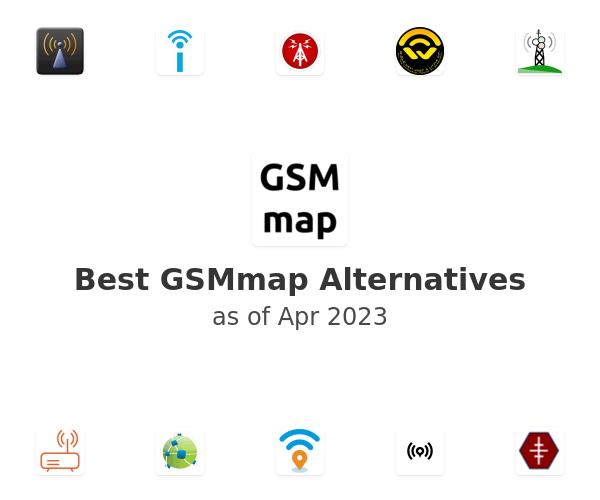Best GSMmap Alternatives