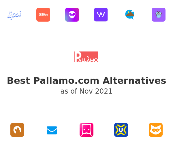 Best Pallamo.com Alternatives