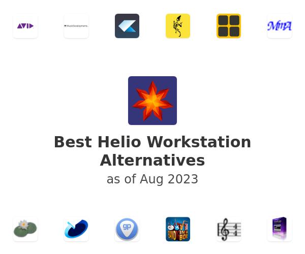 Best Helio Workstation Alternatives