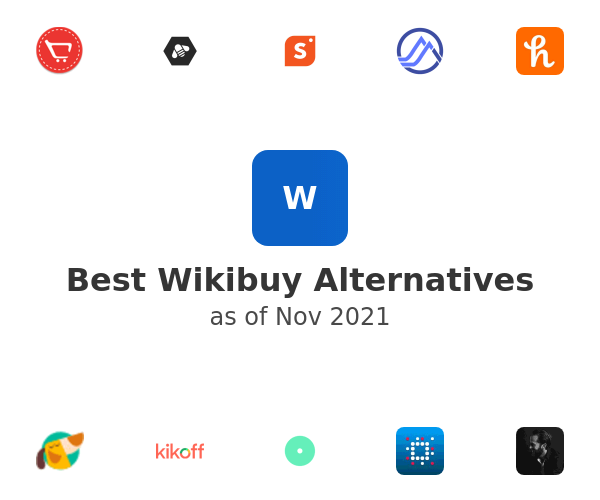 Best Wikibuy Alternatives